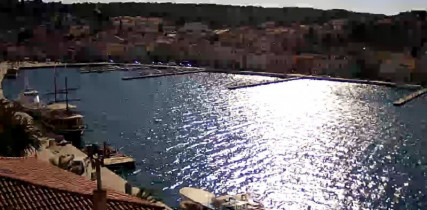 Preview webcam image Mali Lošinj - marina
