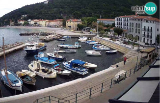 Preview webcam image Mošćenička Draga - harbor