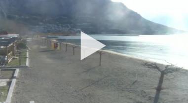 Preview webcam image Omiš - beach
