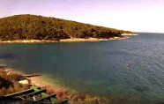 Preview webcam image Postira - Prja Bay