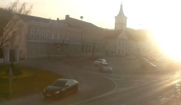 Preview webcam image Požega - Svetog Trojstva Square