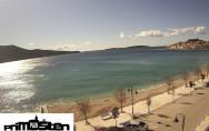 Preview webcam image Primošten - beach Nova Riva