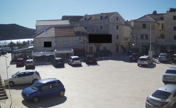 Preview webcam image Primošten - Rudina Square