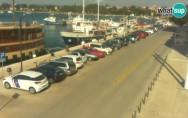 Preview webcam image Umag - harbor