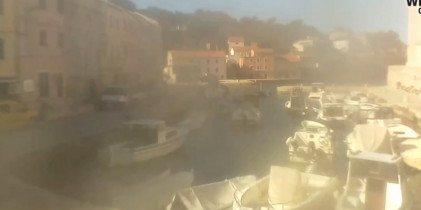 Preview webcam image Veli Lošinj - Berth