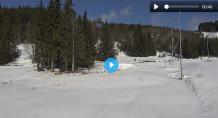 Preview webcam image Abertamy - Plešivec