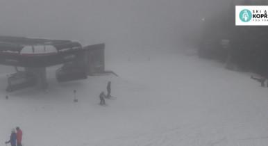Preview webcam image resort Ski Koprivna