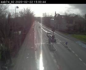 Preview webcam image Aabenraa - Rute 170 Nørreskovv. N