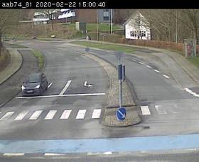 Preview webcam image Aabenraa - Rute 170 Nørreskovv. V