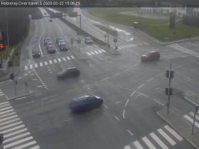 Preview webcam image Aalborg - Rute 180 Ny Nibevej