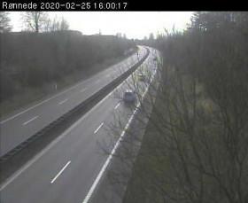 Preview webcam image Everdrup - E47, Rønnede