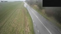 Preview webcam image Gjerlev - Rute 507