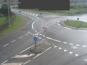 Preview webcam image Saksborg - Rute 8