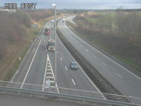 Preview webcam image Sorø - E20