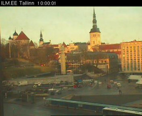 Preview webcam image Tallinn