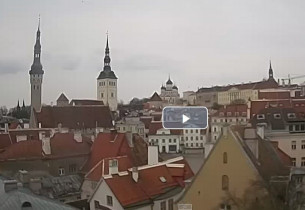 Preview webcam image Tallinn - old town