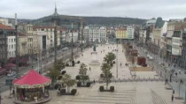 Preview webcam image Clermont-Ferrand - Place Jaude