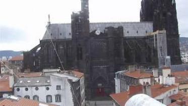 Preview webcam image Clermont-Ferrand - Cathédrale