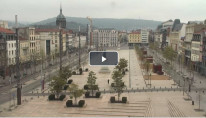 Preview webcam image Clermont-Ferrand - square Jaude
