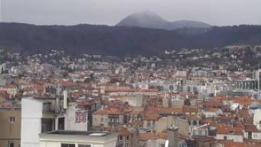 Preview webcam image Clermont-Ferrand - Puy de Dome
