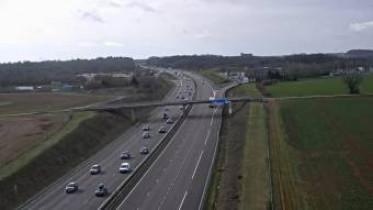 Preview webcam image Langres - A31