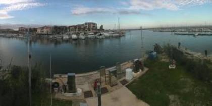 Preview webcam image Argelès-sur-Mer - harbor