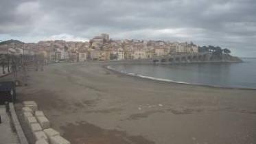 Preview webcam image Banyuls-sur-Mer