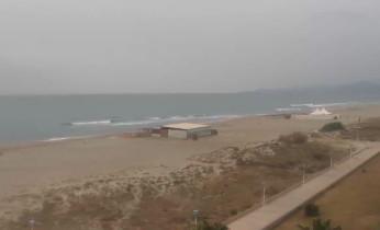 Preview webcam image Canet-en-Roussillon