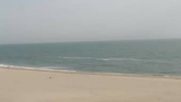 Preview webcam image Canet-en-Roussillon - First aid station - southern beach