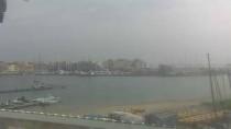 Preview webcam image Cap d'Agde - Plage du centre nautique