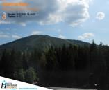 Preview webcam image Harrachov - camera view on Čertovu horu