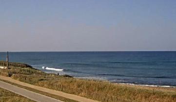 Preview webcam image Bretignolles-sur-Mer - beach La Sauzaie