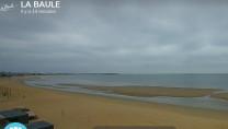 Preview webcam image La Baule-Escoublac - beach