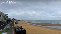 Preview webcam image La Baule-Escoublac - panorama