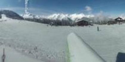 Preview webcam image Arêches - Plateau du Cuvy