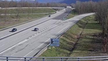 Preview webcam image Chamousset - Bifurcation A43/A430