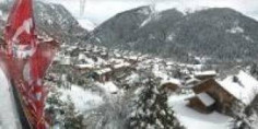 Preview webcam image Champagny-en-Vanoise - mountain area