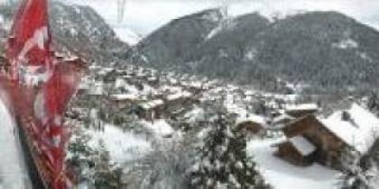 Preview webcam image Champagny-en-Vanoise - mountain area