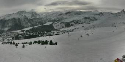 Preview webcam image Courchevel - Col de la Loze