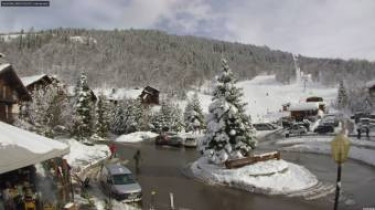 Preview webcam image Méribel -  ski area
