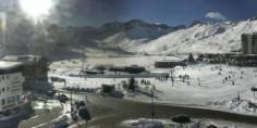 Preview webcam image Tignes - Aiguille Percée Ski Area