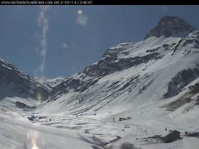 Preview webcam image Val-d'Isère - ski area Le Chardon