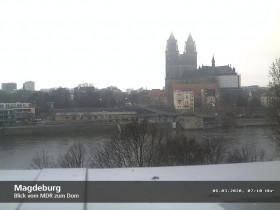 Preview webcam image Magdeburg Cathedral