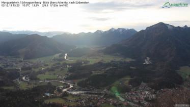 Preview webcam image Marquartstein - Hochlerch and Rechenberg