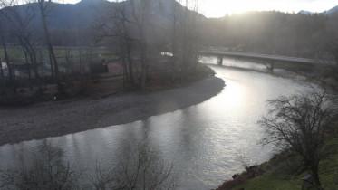 Preview webcam image Marquartstein - Tiroler Ache